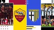Roma-Parma tv streaming