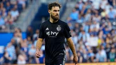 Graham Zusi Sporting Kansas City MLS 2018