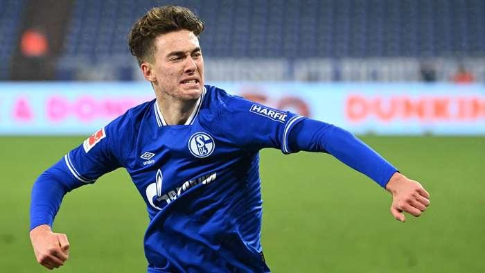 Matthew Hoppe Schalke 2020-21