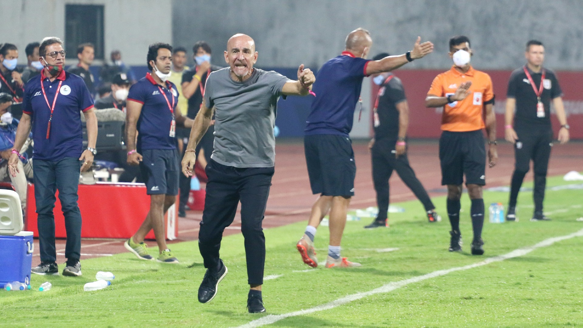 'ATK Mohun Bagan have players with ISL final experience' - Antonio Habas plays down earlier defeats to Mumbai City