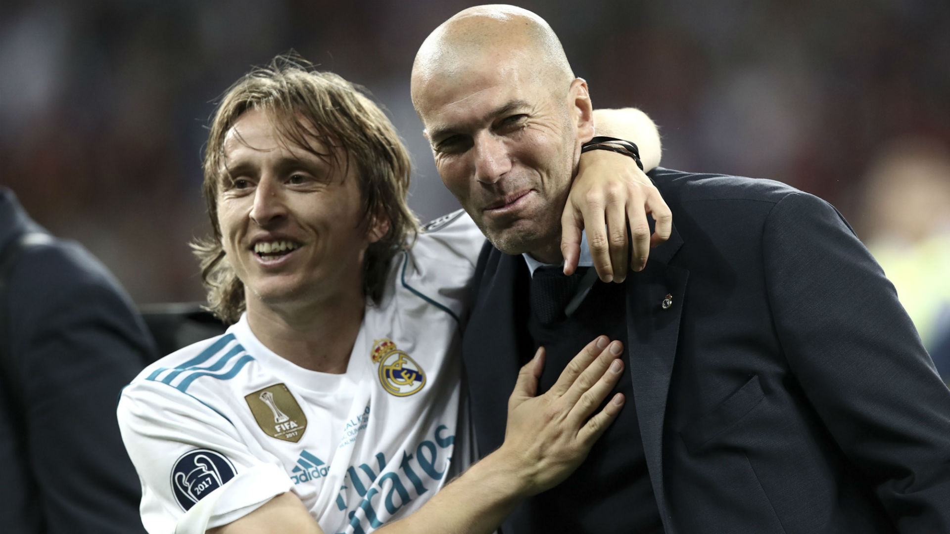Coup dur pour le Real Madrid et Zidane — Foot