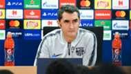 Ernesto Valverde LaLiga Press Conference