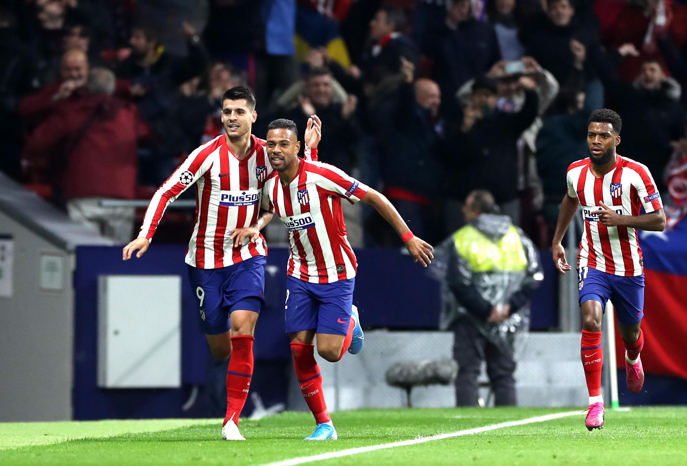 Renan Lodi Brilha Em Vitória Do Atlético De Madri Na Liga Dos Campeões Goal Com