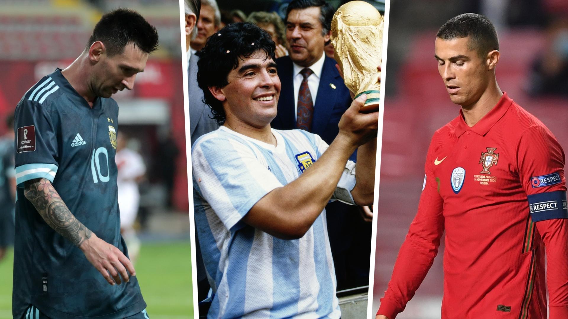 Cristiano Ronaldo Beats Messi, Lewandoski to Win 2020 Golden Foot Award
