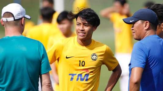 (Chuyển nhượng) Sao trẻ Malaysia kí hợp đồng 5 năm với CLB Bỉ | Goal.com