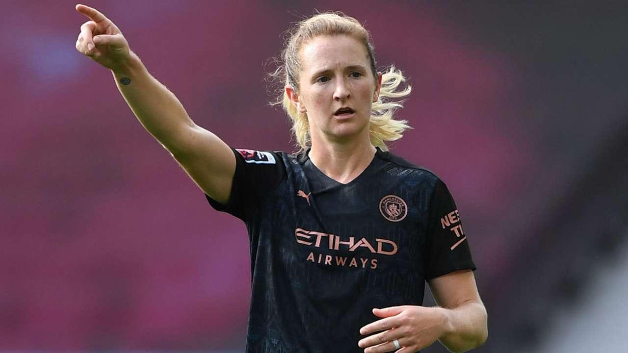 Sam Mewis Manchester City Women 2020