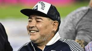 Diego Maradona Boca Juniors Gimnasia Superliga 07032020