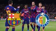 FC Barcelona FC Getafe TV LIVE STREAM Übertragung LaLiga DAZN