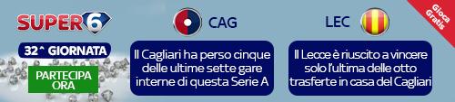 Super6 - 32 - CagliariLecce