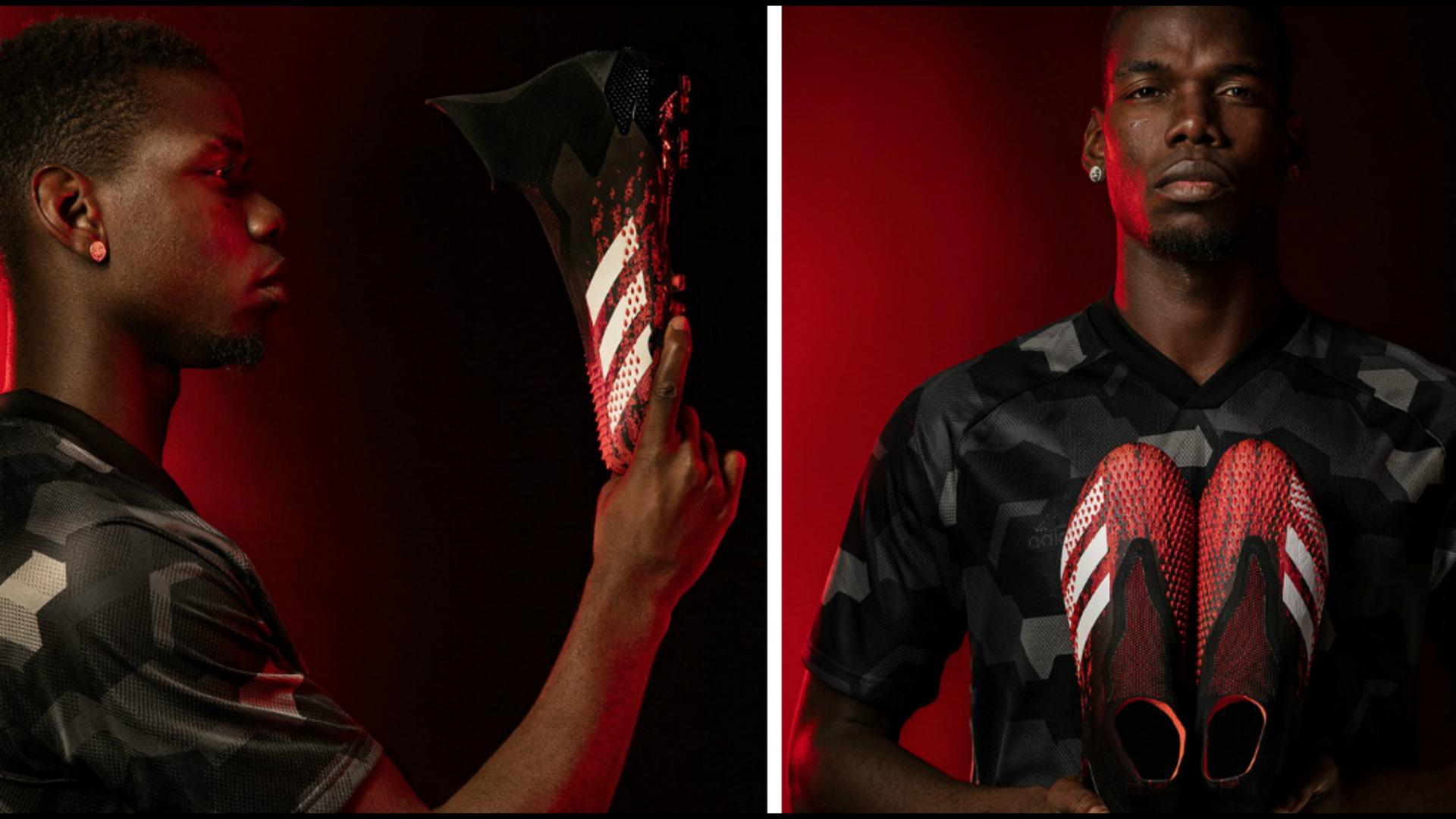 Chuteira Society Adidas Predator 20 3 S TF Preto Netshoes