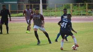 Salva Chamorro Sesa FA Mohun Bagan friendly