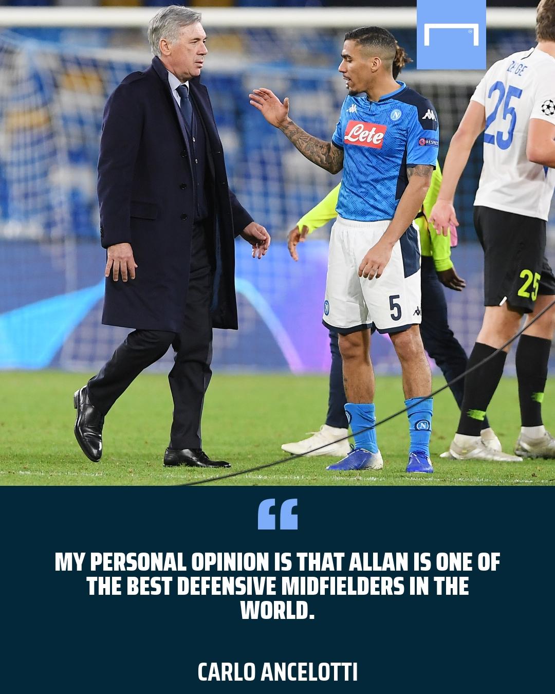 Valdano: James isn't joining Everton, he's going to Ancelotti FC