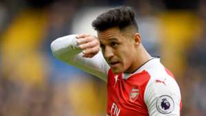Alexis Sanchez Arsenal Premier League