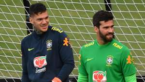 Neuer: Alisson & Ederson are the modern-goalkeeping masters