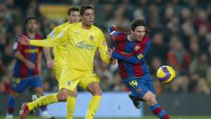 Bruno Soriano Lionel Messi