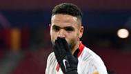 En-Nesyri Rennes Sevilla Champions League