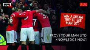 Melitta Man Utd quiz promo