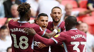 Anwar El Ghazi Aston Villa Derby County