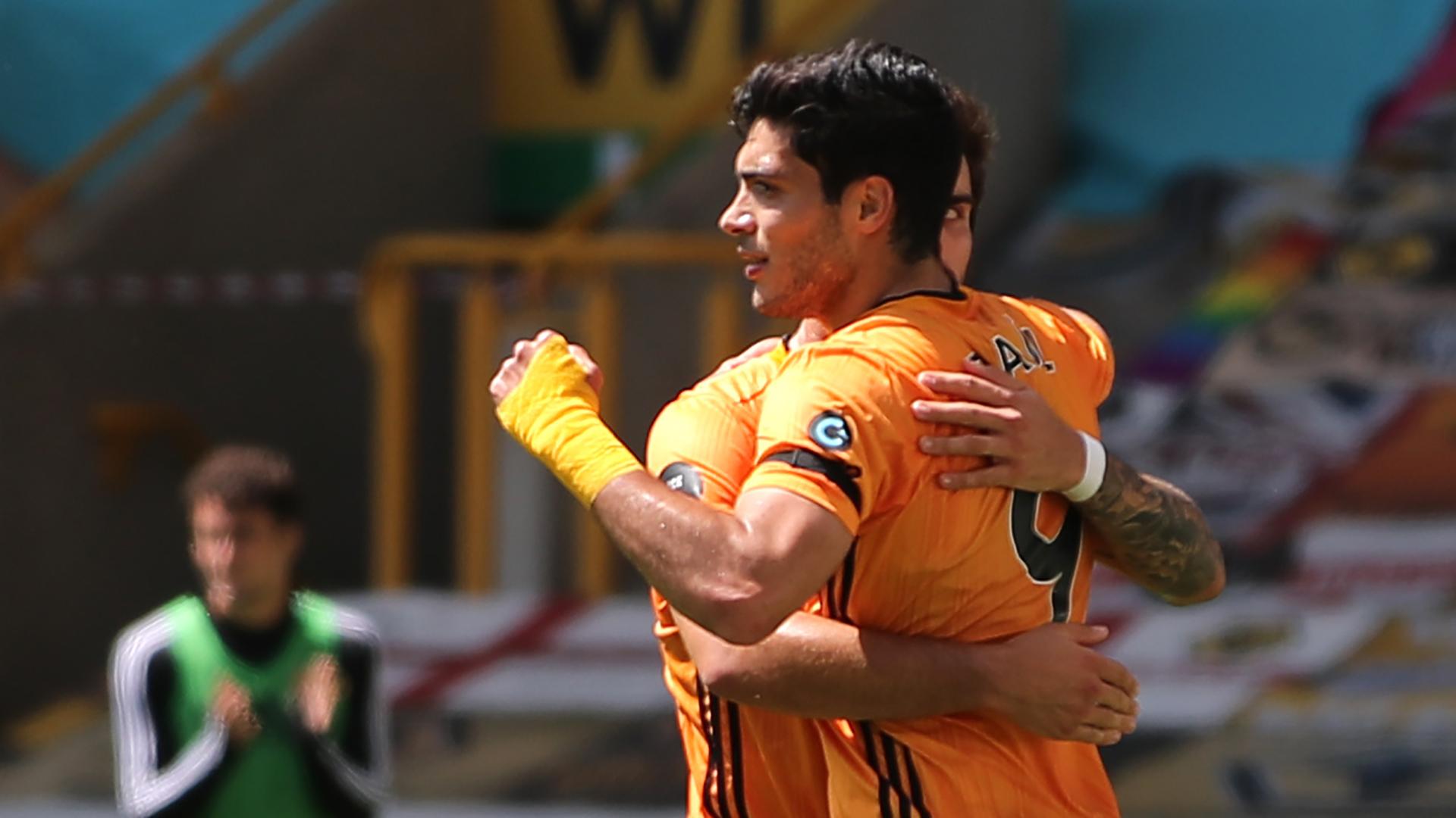 Wolves' Jimenez on target to match Yaya Toure's Premier League record
