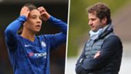 Sam Kerr Joe Montemurro Chelsea Arsenal split 2020