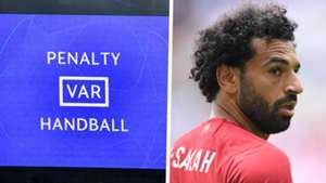 VAR Premier League Mohamed Salah 2019-20