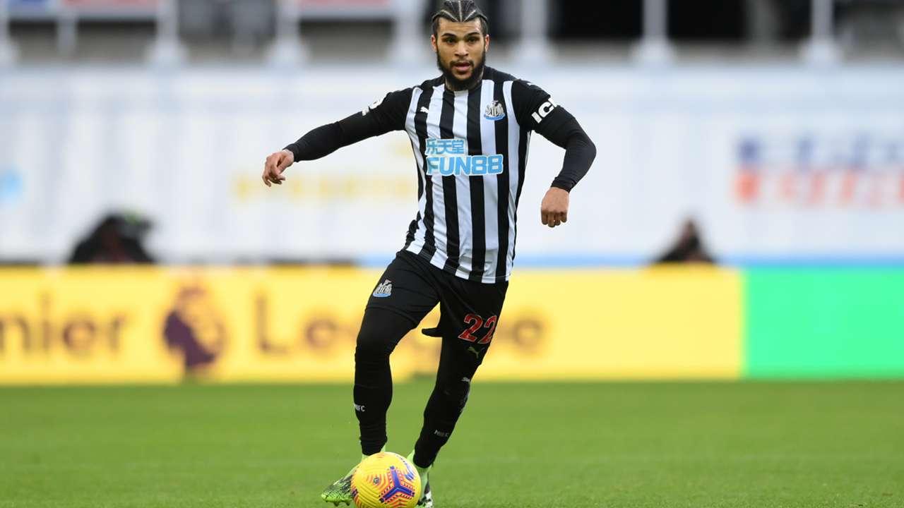 DeAndre Yedlin Newcastle 2020-21