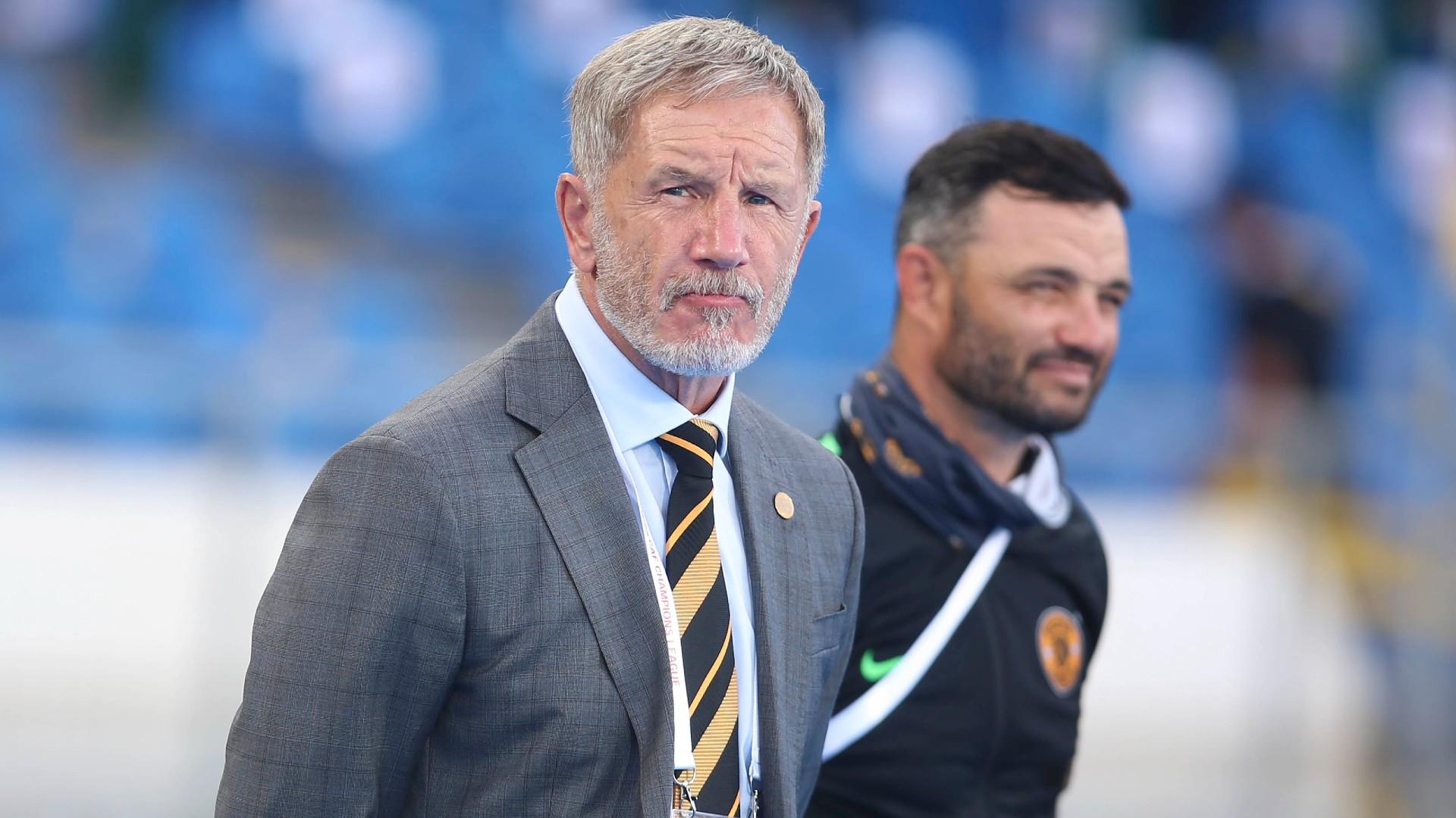 Baxter provides update on whether Billiat will start for Kaizer Chiefs against Mamelodi Sundowns
