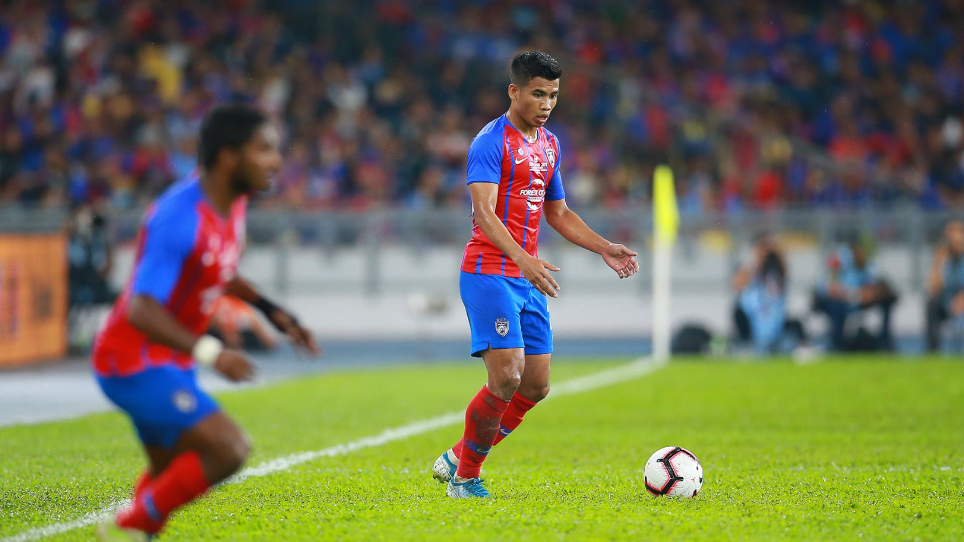Safawi Rasid, Kedah v Johor Darul Ta'zim, Malaysia Cup final, 2 Nov 2019