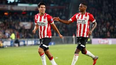 Érick Gutiérrez PSV