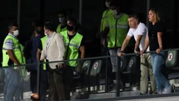 Ahmet Ağaoğlu Denizlispor Trabzonspor 07132020