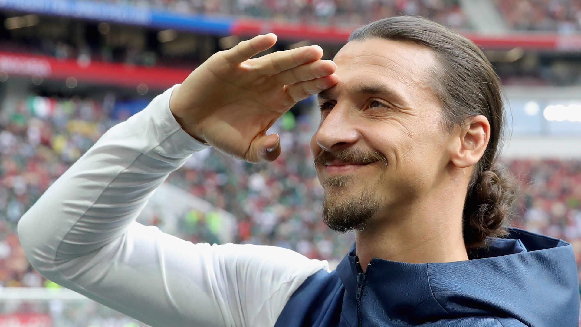 Ibrahimovic thanks LA Galaxy fans for making him feel 'alive again'