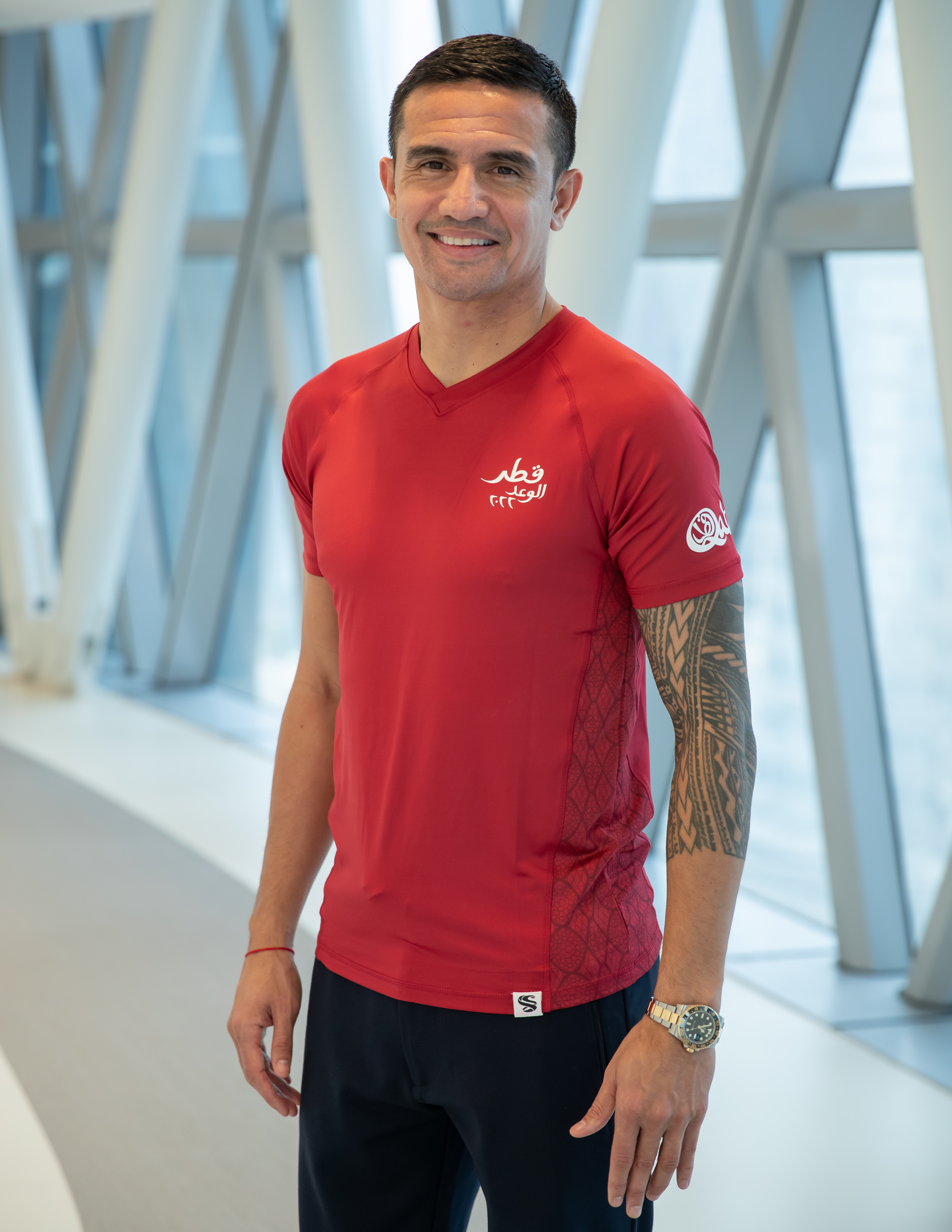 Tim Cahill: When this is all over, sport can play a vital role in repairing hearts and minds