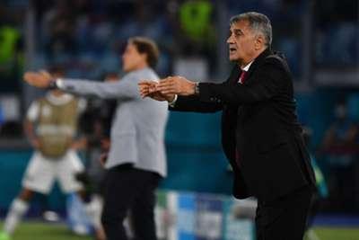 Şenol Güneş İtalya Türkiye Euro 2020