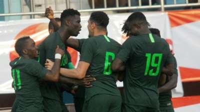 Paul Onuachu - Nigeria vs. Egypt