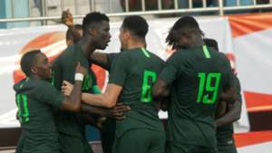 Paul Onuachu 'happy' to open Super Eagles account