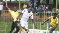 Nicholas Kipkirui of Gor Mahia vs Zoo FC.