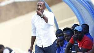 AFC Leopards coach Casa Mbungo.