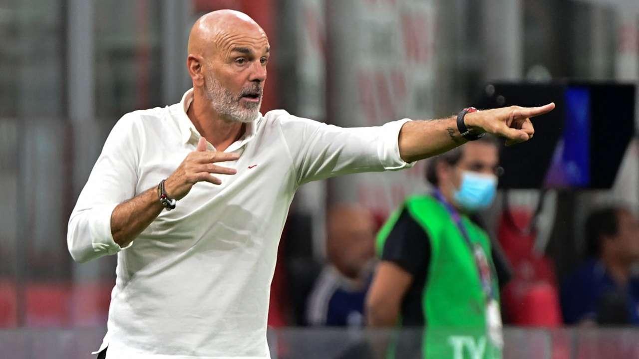 Stefano Pioli Milan Cagliari 2909