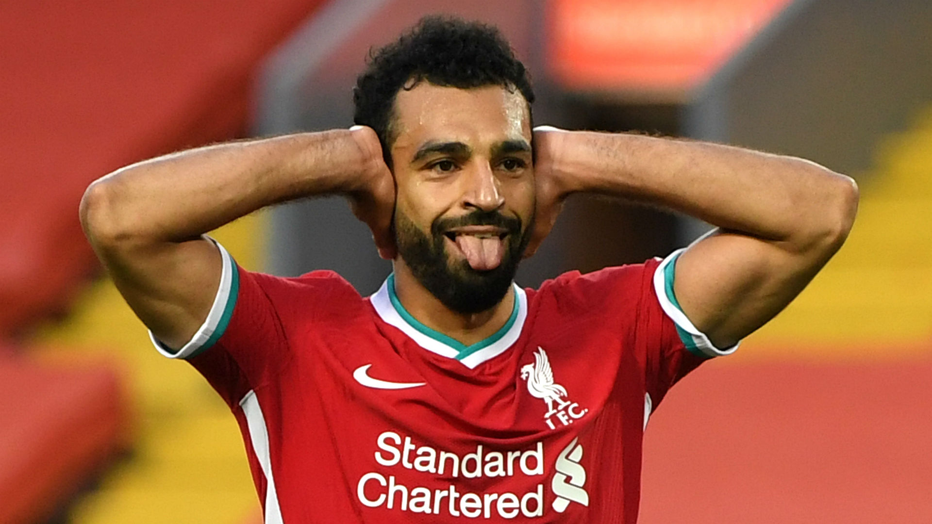 Football is back - and so is Salah! Liverpool make good on Klopp's promise to attack Premier League title 1