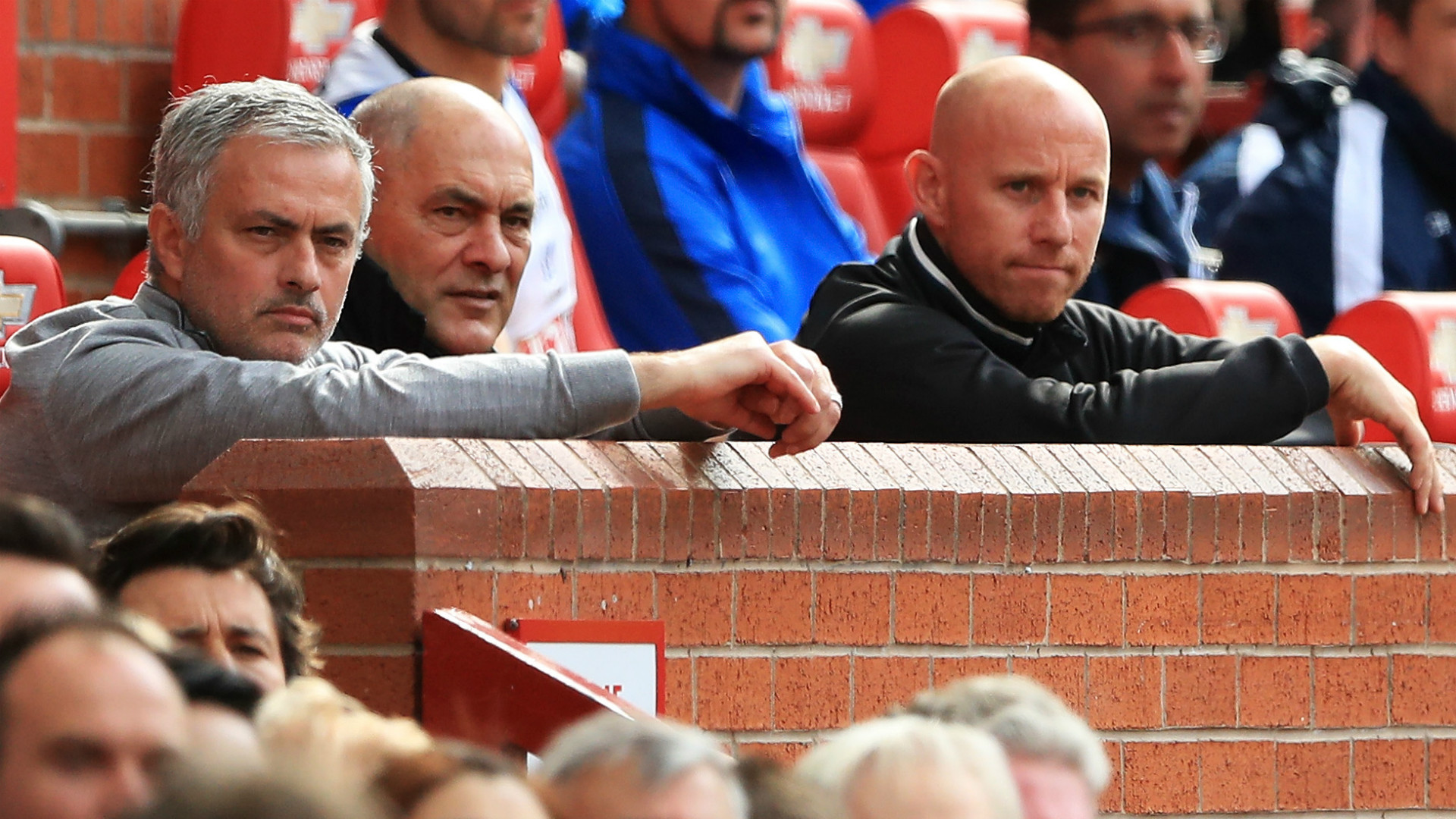 Jose Mourinho Nicky Butt Manchester United
