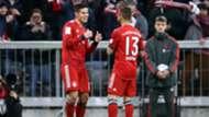 James Rodríguez Bayern Munich Bundesliga 2019