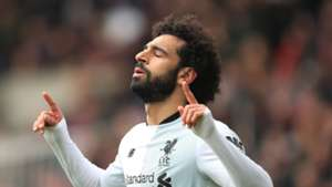 Mohamed Salah Liverpool Crystal Palace Premier League