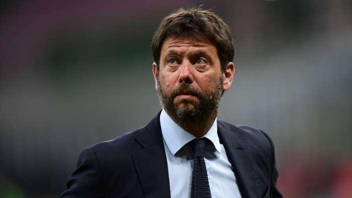 Andrea Agnelli - Juventus