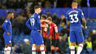 Chelsea Bournemouth 2019