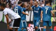Chiellini Parma Juventus Serie A