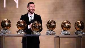 Lionel Messi, 6th Ballon d'Or