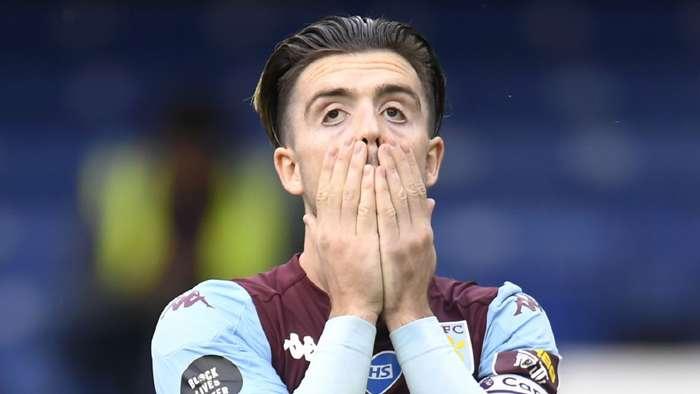 Jack Grealish Aston Villa 2019-20
