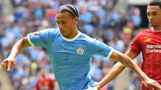 Leroy Sane Manchester City 2019-20
