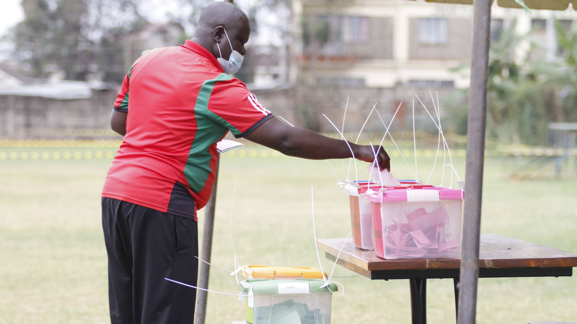 FKF Elections: Government warns FKF not to proceed with exercise
