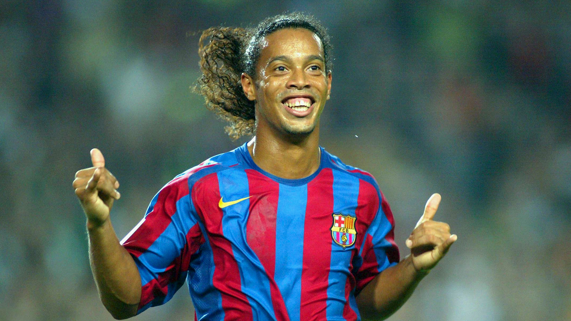 'We offered a load of money' - Ex-Man Utd chief Kenyon on attempts to sign Ronaldinho